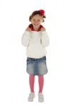 Ultimate Contrast 2 Tone Hoodie Childrens from